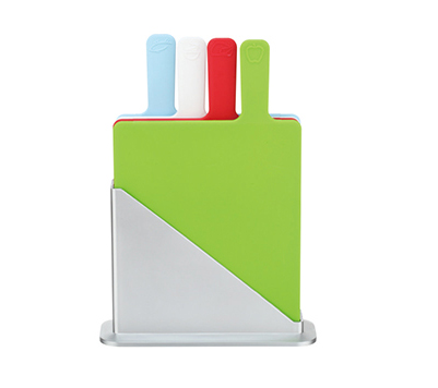 #KTE017 4pc index chopping board set